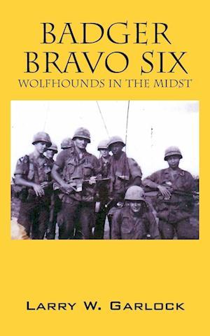 Bog, paperback Badger Bravo Six af Larry W. Garlock