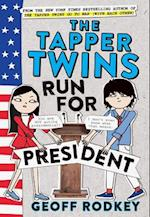 The Tapper Twins Run for President (Tapper Twins)