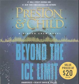 Lydbog, CD Beyond the Ice Limit af Douglas Preston