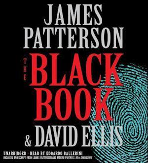 Lydbog, CD The Black Book af James Patterson