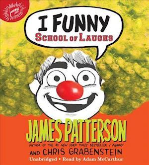 Lydbog, CD I Funny af James Patterson