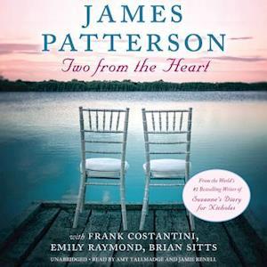 Lydbog, CD The Lifesaver af James Patterson