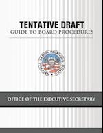 Tentative Draft Guide to Board Procedures af National Labor Relations Board