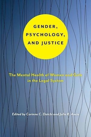 Bog, hardback Gender, Psychology, and Justice