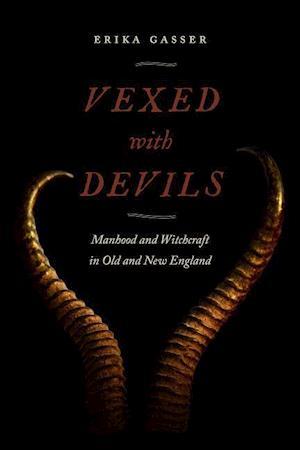 Bog, hardback Vexed with Devils af Erika Gasser