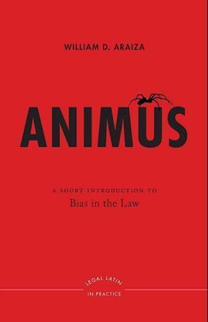 Bog, hardback Animus af William D. Araiza
