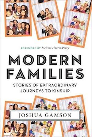 Bog, paperback Modern Families af Joshua Gamson
