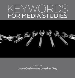 Bog, hardback Keywords for Media Studies