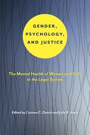 Bog, paperback Gender, Psychology, and Justice