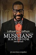 Lafayette Carthon Musicians' Handbook 2nd Edition