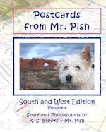 Postcards from Mr. Pish af K. S. Brooks
