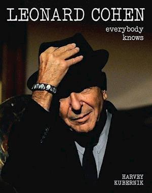 Leonard Cohen af Harvey Kubernik