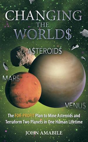 Bog, paperback Changing the Worlds af John Amabile