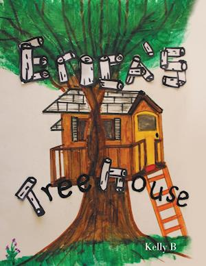 Bog, paperback Erica's Treehouse af Kelly B