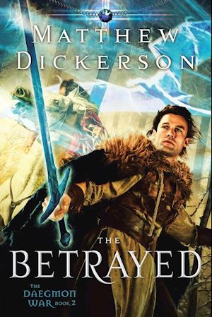 Bog, paperback The Betrayed af Matthew Dickerson