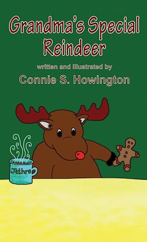 Bog, hardback Grandma's Special Reindeer af Connie S. Howington