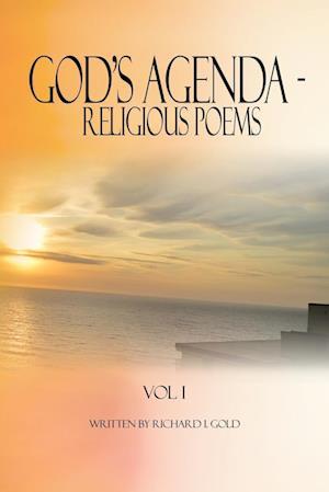 Bog, paperback God's Agenda - Religious Poems af Richard I. Gold