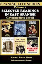 Selected Readings in Easy Spanish Vol 1 af Alvaro Parra Pinto