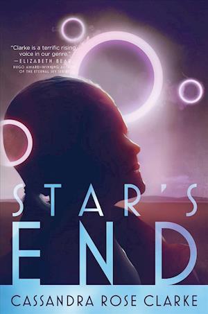 Bog, hardback Star's End af Cassandra Rose Clarke