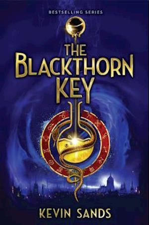 The Blackthorn Key af Kevin Sands