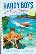 Water Ski Wipeout (Hardy Boys Clue Book)