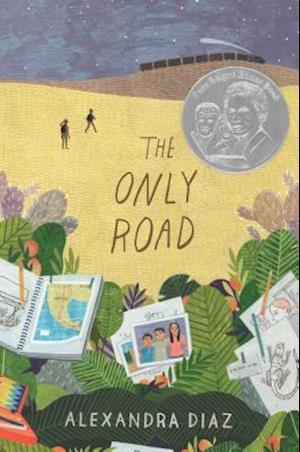 The Only Road af Alexandra Diaz