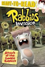Attack of the Zombie Rabbids (Ready-To-Read)