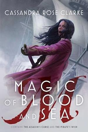 Bog, paperback Magic of Blood and Sea af Cassandra Rose Clarke