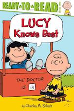 Lucy Knows Best (Ready to Read Level 2)
