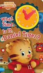 What Time Is It, Daniel Tiger? (Daniel Tigers Neighborhood)