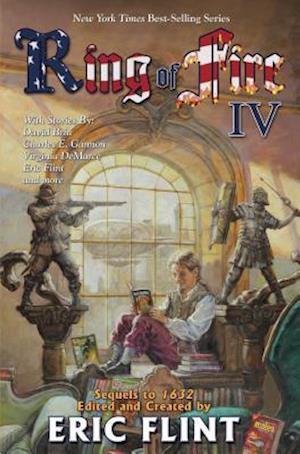 Bog, paperback Ring of Fire IV af Eric Flint