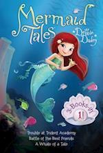 Mermaid Tales 3-books-in-1! (Mermaid Tales)