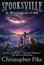 Spooksville 3-Books-in-1 (Spooksville)
