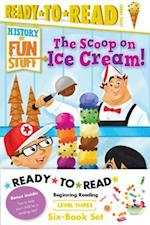 History of Fun Stuff Ready-to-Read Level Three (History of Fun Stuff)