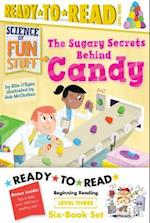 Science of Fun Stuff Ready-to-Read Value Pack (Science of Fun Stuff)