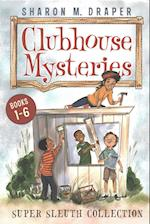 Clubhouse Mysteries Super Sleuth Collection (Clubhouse Mysteries)