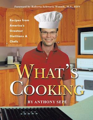 Bog, paperback What's Cooking af Anthony Sepe