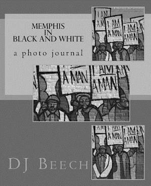 Bog, paperback Memphis in Black and White af Derrick Beech
