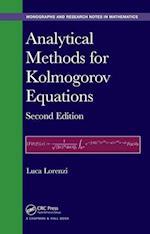 Analytical Methods for Kolmogorov Equations af Luca Lorenzi