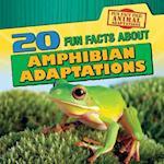 20 Fun Facts about Amphibian Adaptations (Fun Fact File Animal Adaptations)