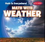 Math with Weather (Math is Everywhere)