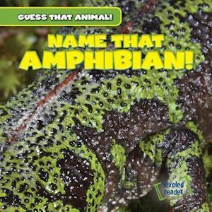 Bog, ukendt format Name That Amphibian! af Demi Jackson