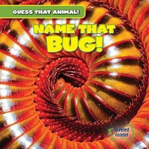 Bog, ukendt format Name That Bug! af Demi Jackson