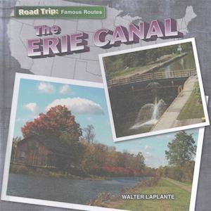Bog, ukendt format The Erie Canal af Walter Laplante