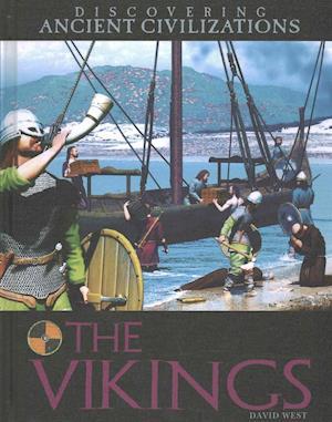 Bog, ukendt format The Vikings af David West