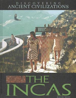 Bog, hardback The Incas af David West