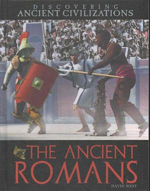 Bog, ukendt format The Ancient Romans af David West