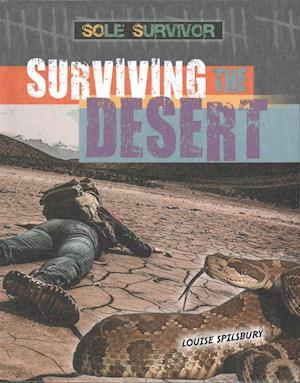 Bog, hardback Surviving the Desert af Robyn Hardyman