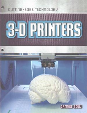 Bog, paperback 3-D Printers af James Bow