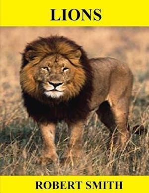 Bog, paperback Lions af Robert Smith